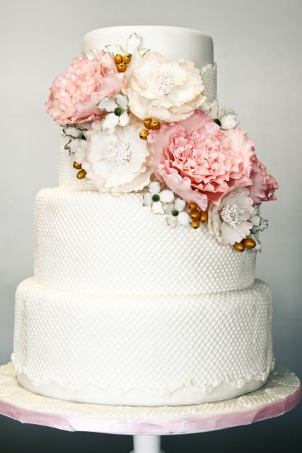 my sweet and saucy wedding cakes
